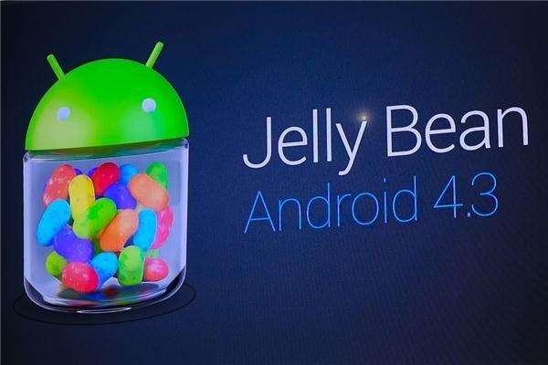 Wat is er nieuw in Android 4.3 Jelly Bean