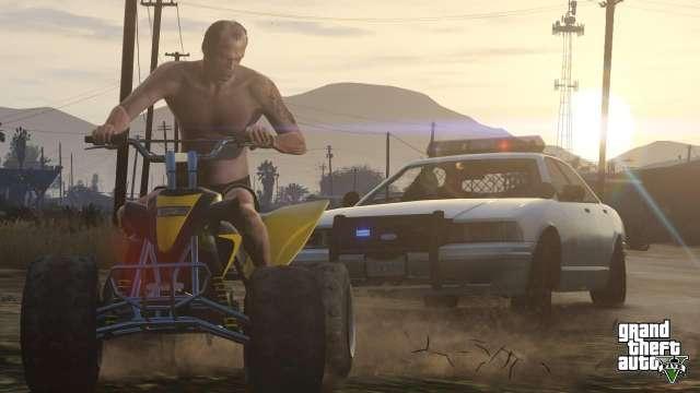 Nieuwe screenshots GTA V vrijgegeven