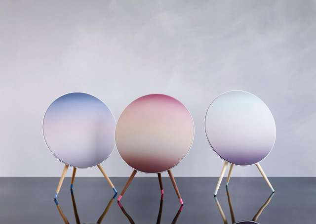 BeoPlay A9 Nordic Sky lineup