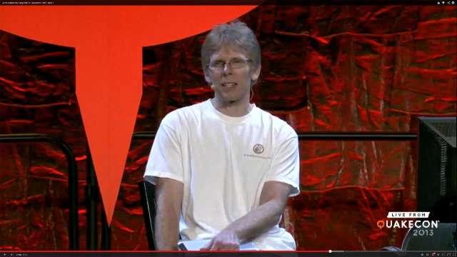 John Carmack ziet de Xbox One en PS4 als gelijkwaardig