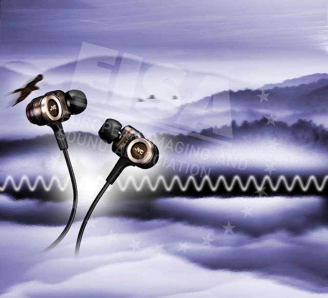 Beste in-ears: JVC HA-FXZ200