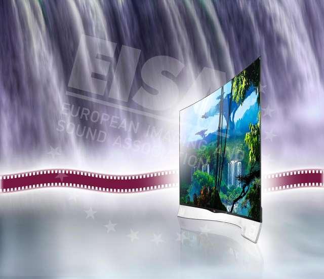 Beste design-tv: LG 55EA9809
