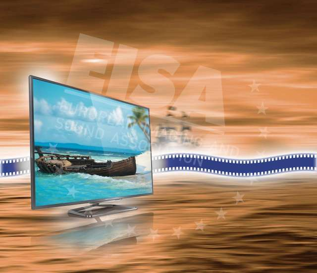 Beste 4K-tv: Philips 65PFL9708