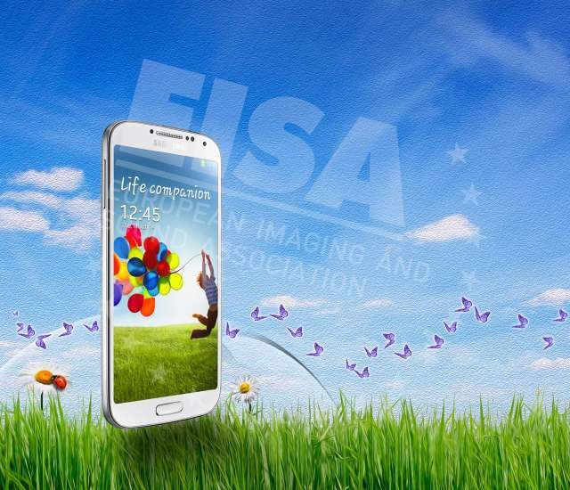 Beste groene telefoon: Samsung Galaxy S4