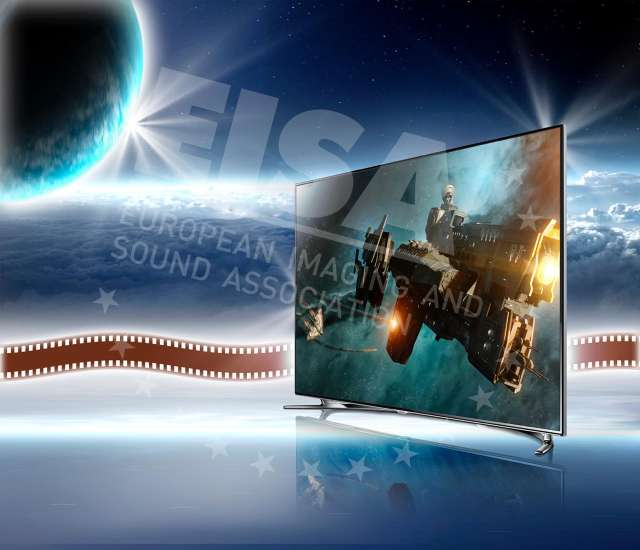 Beste Smart TV: Samsung UE55F8000