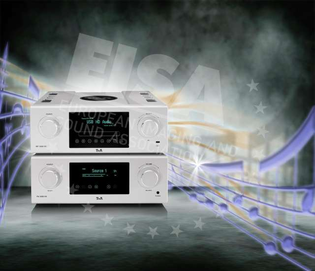Beste high-end audio: T+A MP 3000 HV/PA 3000 HV