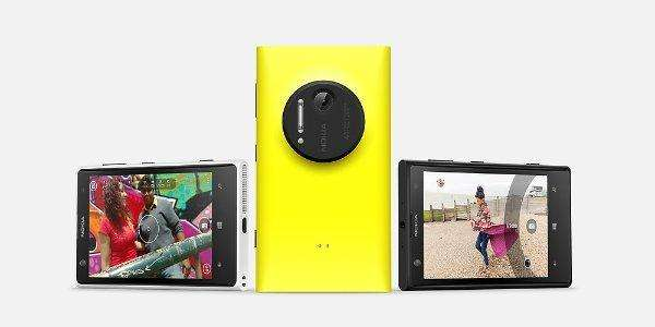 Nokia Lumia 1020 komt in september naar België