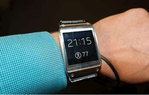 Samsung lanceert slim horloge