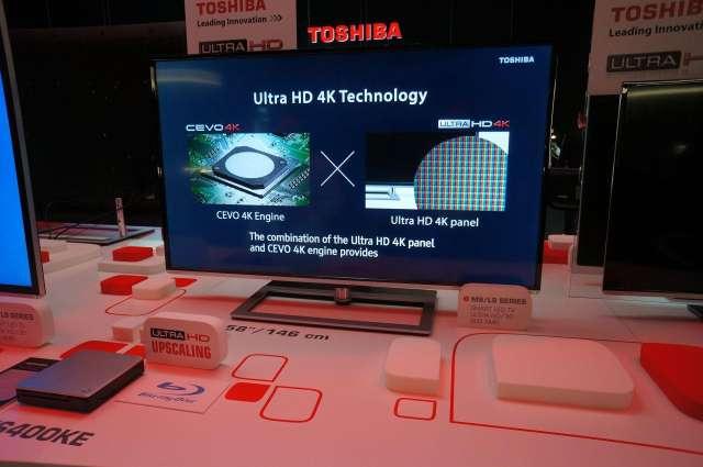 Toshiba M9 4K