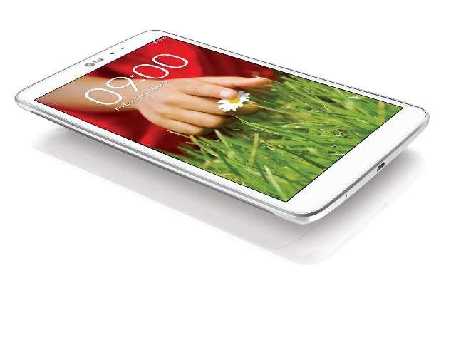 Opnieuw tablet op menu van LG