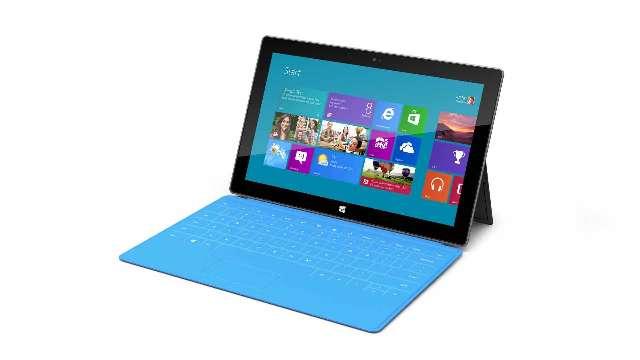 Nieuwe tablets bij Microsoft