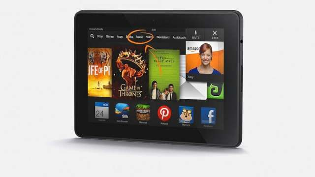Nieuwe Amazon Kindle overtroeft Full HD