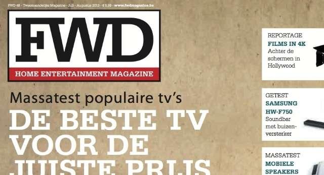 FWD Magazine-informatiesessies in Saturn Wilrijk op 16/11