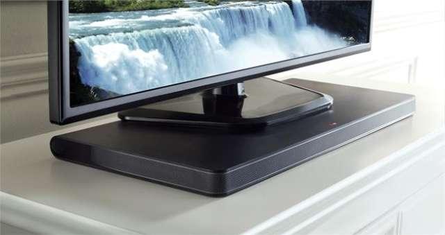 LG lanceert compact alternatief voor soundbar