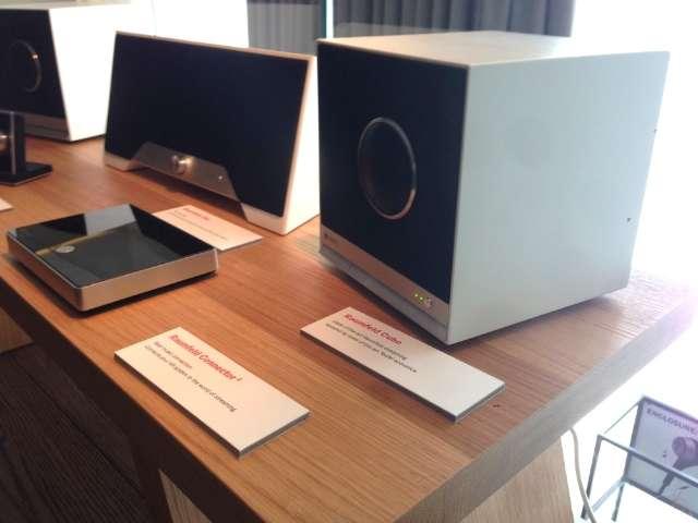 Raumfeld uitgebreid met trendy speakers