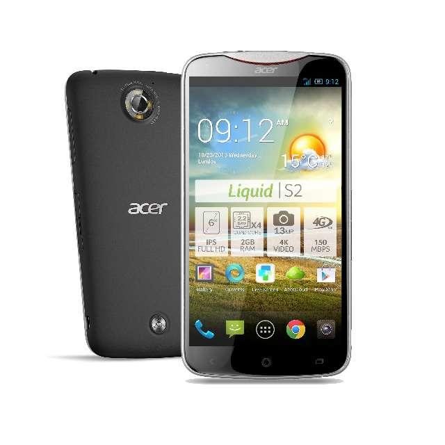 Acer lanceert smartphone met 4K-camera