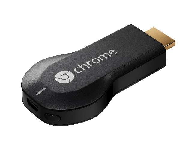 Chromecast gaat Airplay achterna