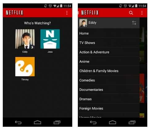 Stevige update voor Android-app Netflix