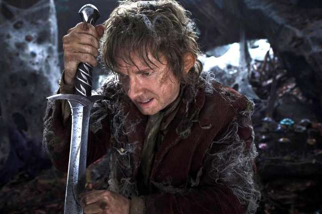 The Hobbit de meeste gepirateerde film van 2013