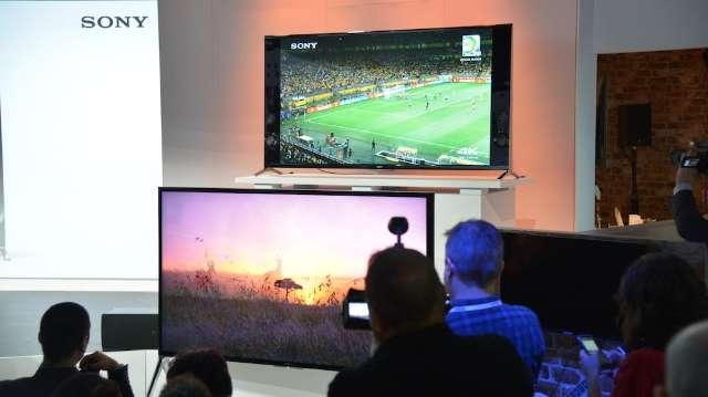 Enorme uitbreiding UHD-lijn bij Sony