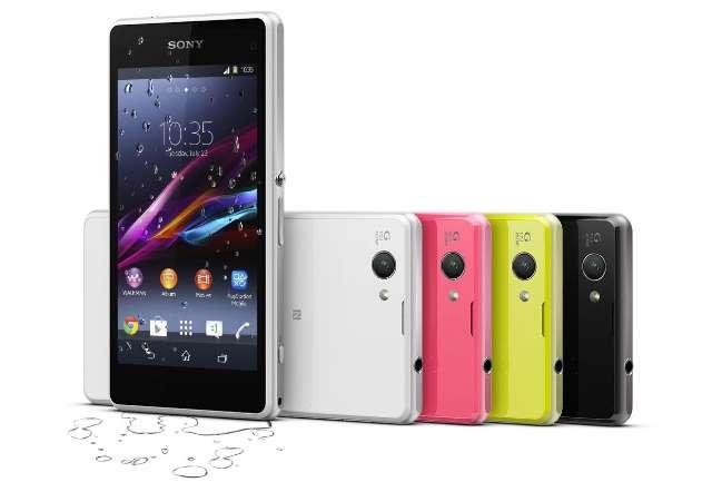 Sony Z1 Compact is geen budgettelefoon