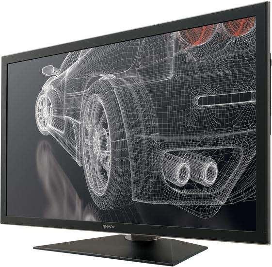 Review: Sharp PN-K321H 4K-monitor