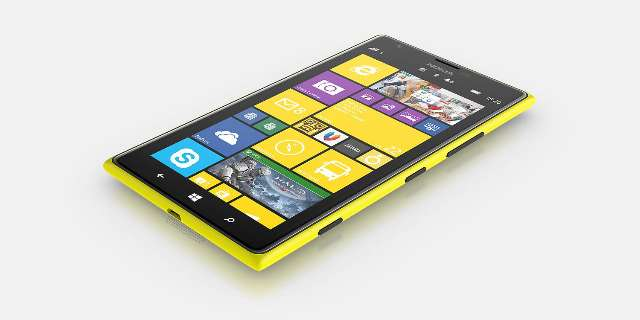 Lumia 1520 is reus onder Windows Phone-telefoons