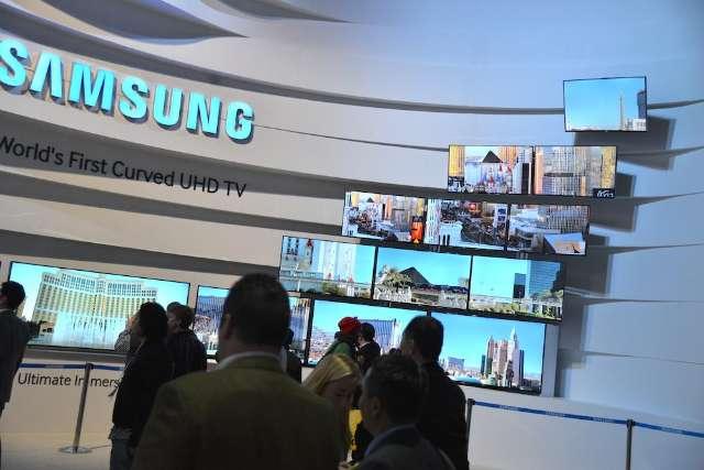 Samsung start eigen winkelketen