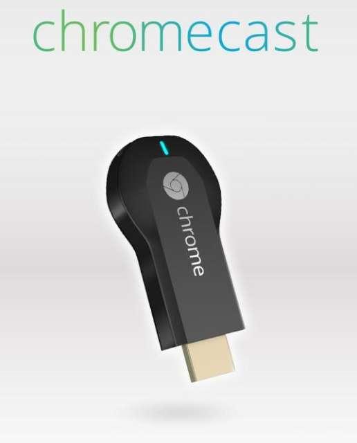Meer toepassingen voor Chromecast onderweg