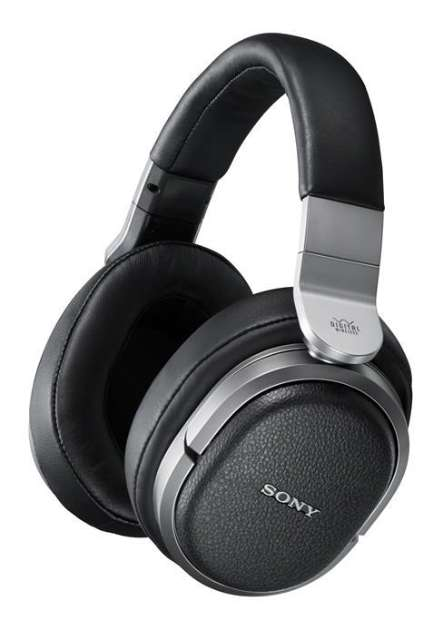 9.1-surround via draadloze Sony-hoofdtelefoon