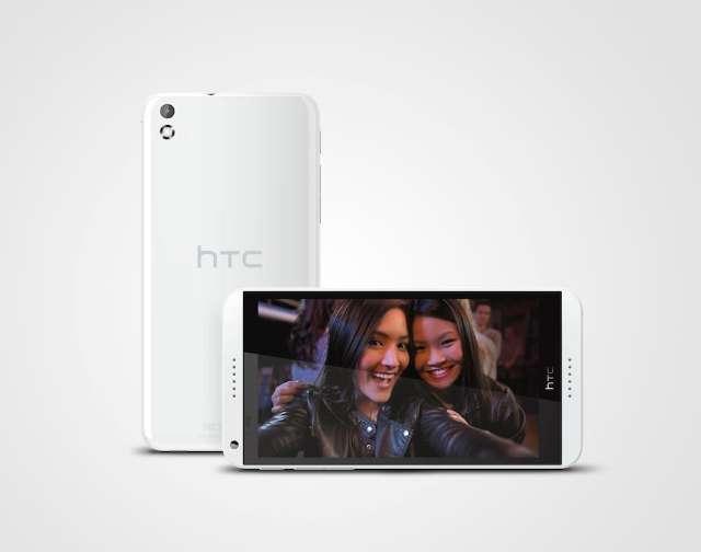 Mooie middenklassers bij HTC