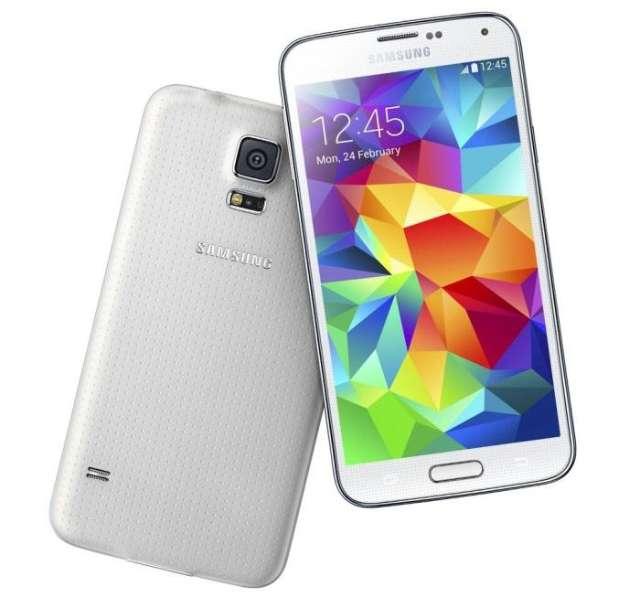 Nieuwe Galaxy S5 is waterdicht en kent je hartslag