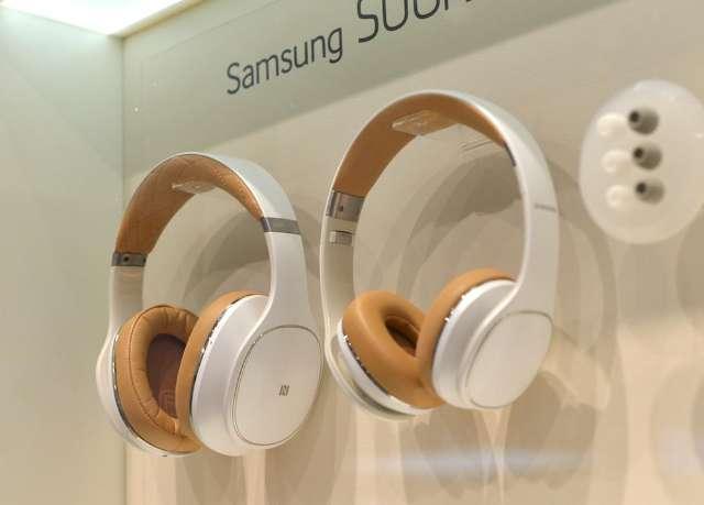 Samsung heeft nu ook hoofdtelefoons