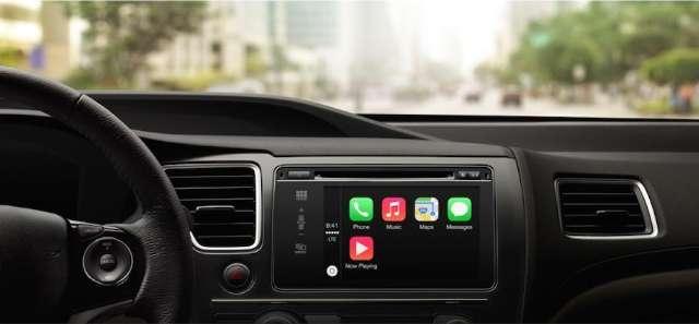 Apple in zee met Ferrari, Mercedes en Volvo