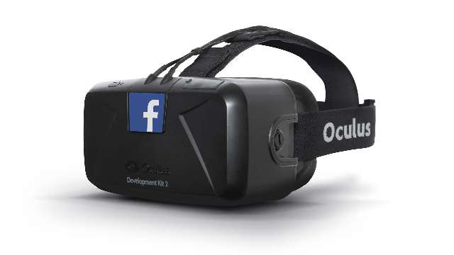 Breaking: Facebook koopt Oculus Rift