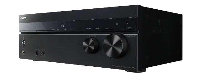 AV-receivers Sony zetten in op hi-resaudio