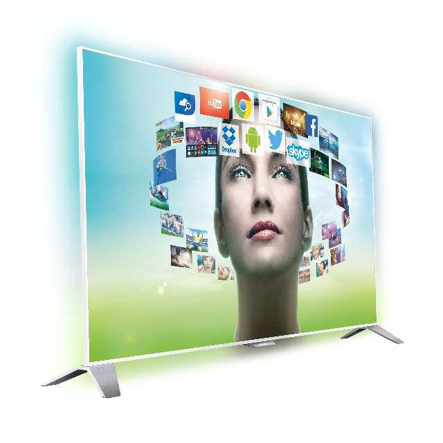 Philips 2014 tv-lineup brengt Android en Ultra HD