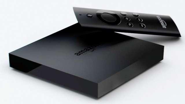 Amazon lanceert eigen settopbox: Fire TV