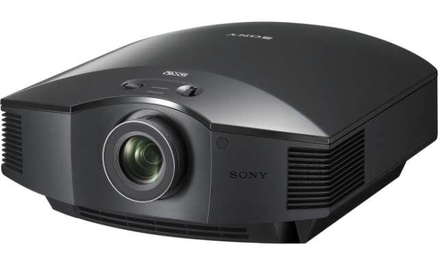Sony lanceert de VPL-HW40ES, een instapprojector
