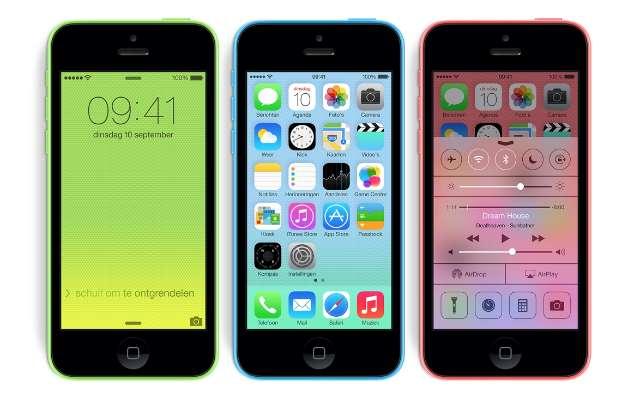 Goedkope iPhone komt naar Benelux