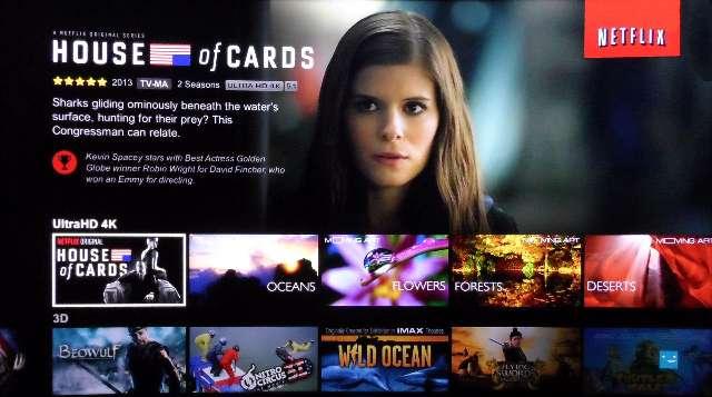 Netflix lost het 4K-startschot: onze eerste indrukken
