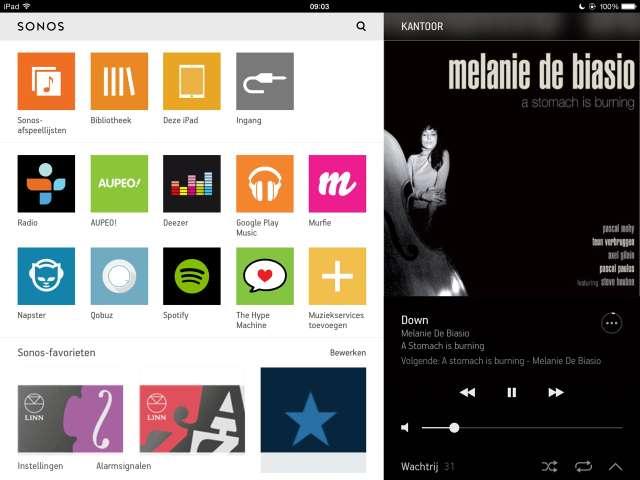 Nieuwe Sonos-app beschikbaar voor iOS en Android