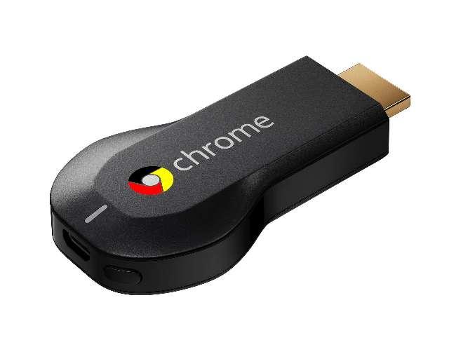 Google Chromecast nu ook in België beschikbaar