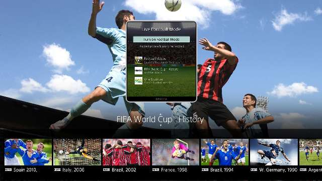 Dossier: Televisies voor het WK voetbal!