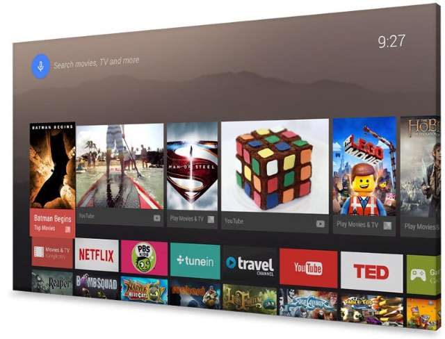 Nieuwe Android TV mist Samsung