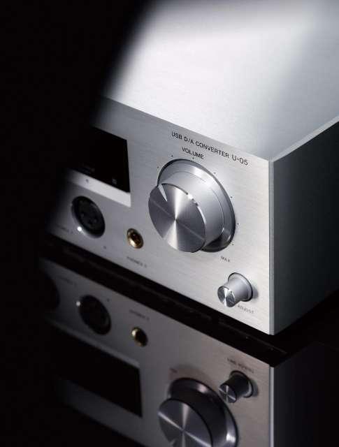 High-end hoofdtelefoonversterker bij Pioneer