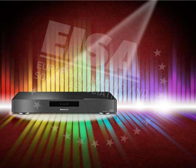 EUROPEAN BLU-RAY PLAYER 2014-2015: Panasonic DMP-BDT700