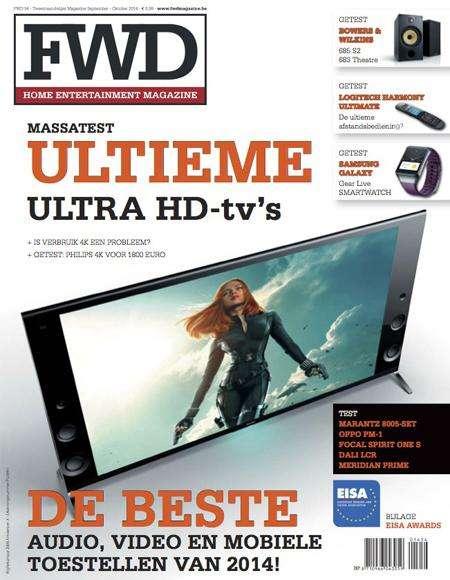 FWD Magazine nu te koop!