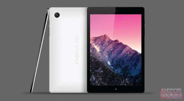 Google en HTC komen met Nexus 9 tablet