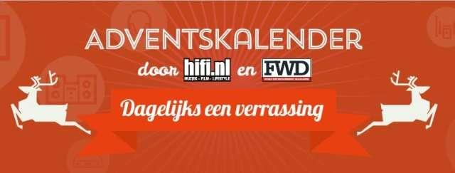 FWD-magazine presenteert Dagelijkse December-actie